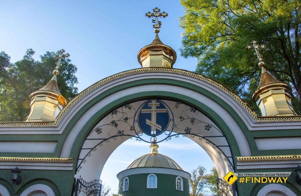 Церковь Всех Святого, Гадяч