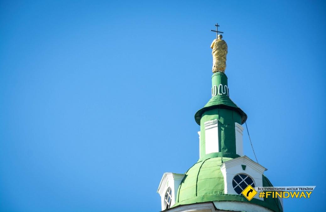 Покровський кафедральний собор, Охтирка