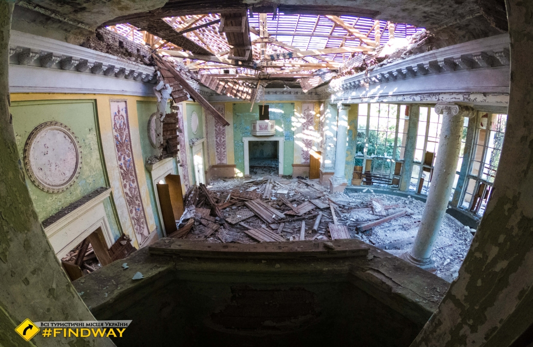 "Abandoned Palace of Culture ""Koksokhimik"", Kryvyi Rih"