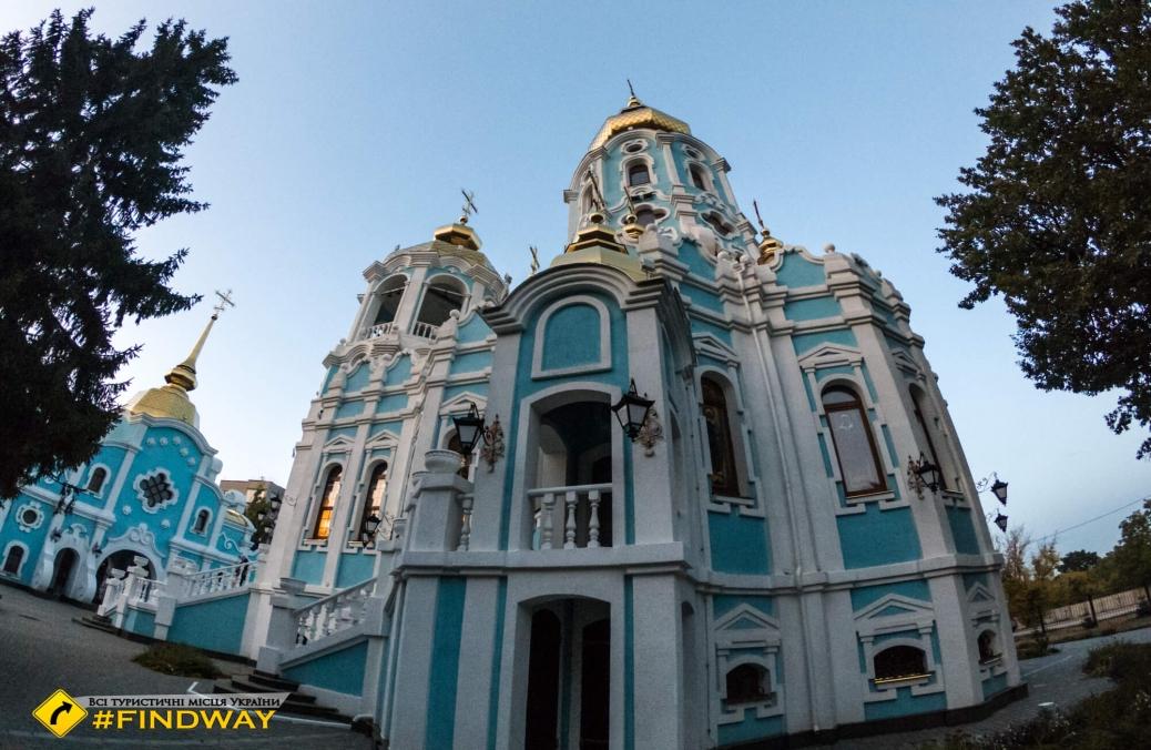 Church of the Holy Queen Tamara, Kharkiv