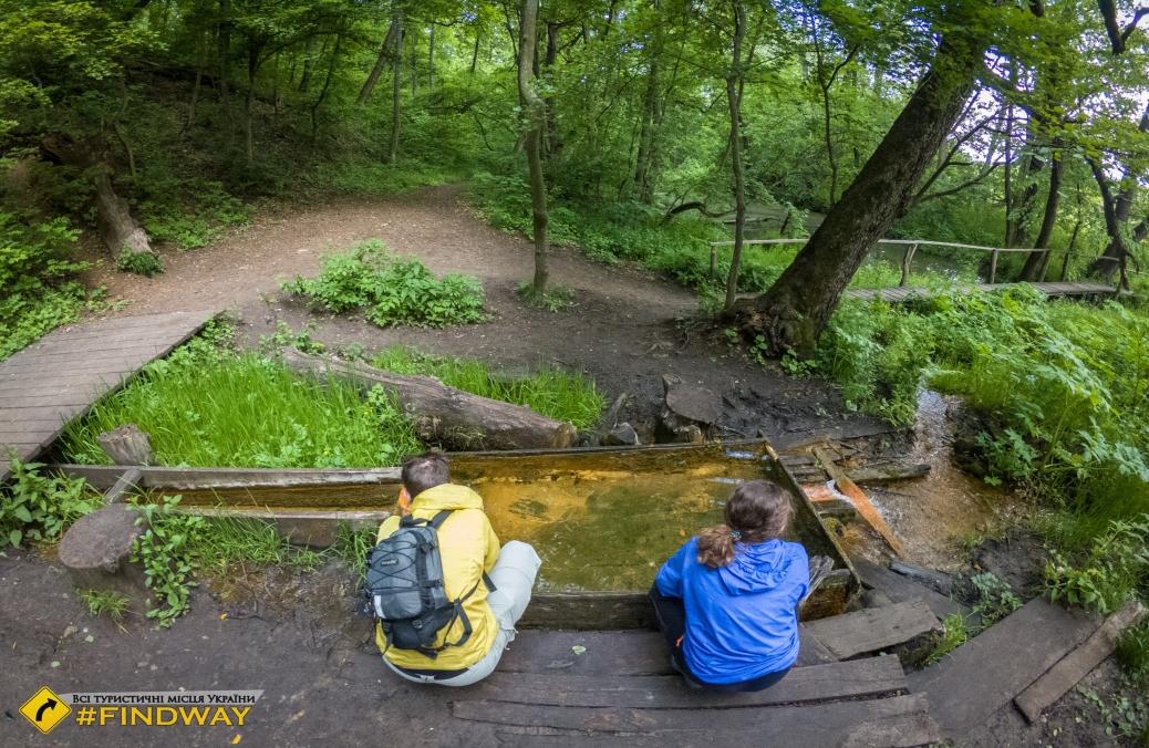 Suvorov well spring, Mokhnach