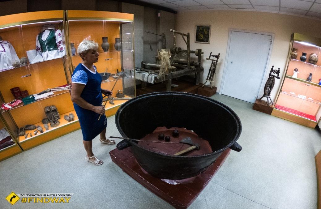 Краєзнавчий музей, Верхній Бишкін