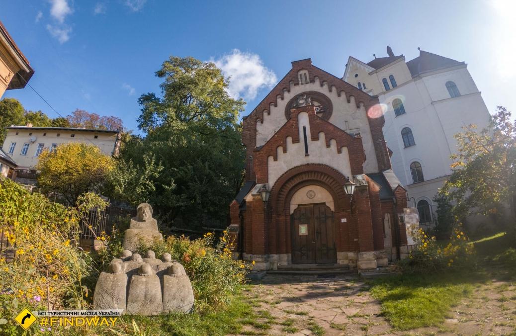 Костел Святого Івана Хрестителя, Львів
