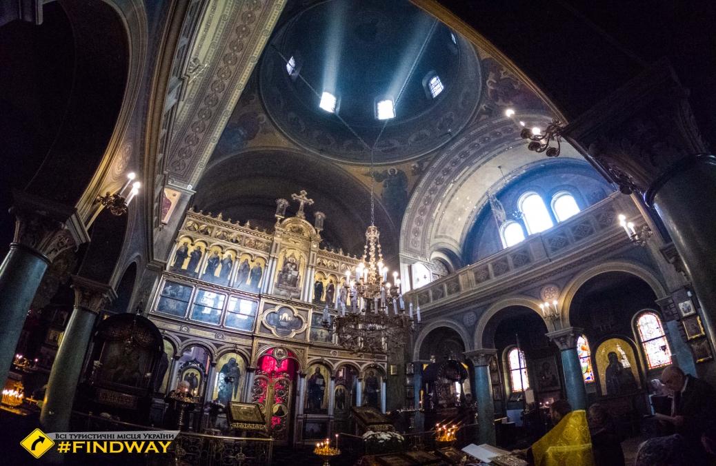 Церковь Святого Георгия, Львов