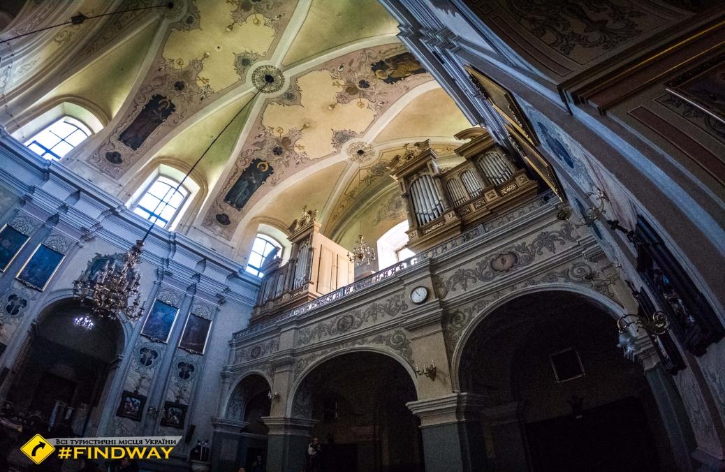 Church of St. Anthony of Padua, Lviv