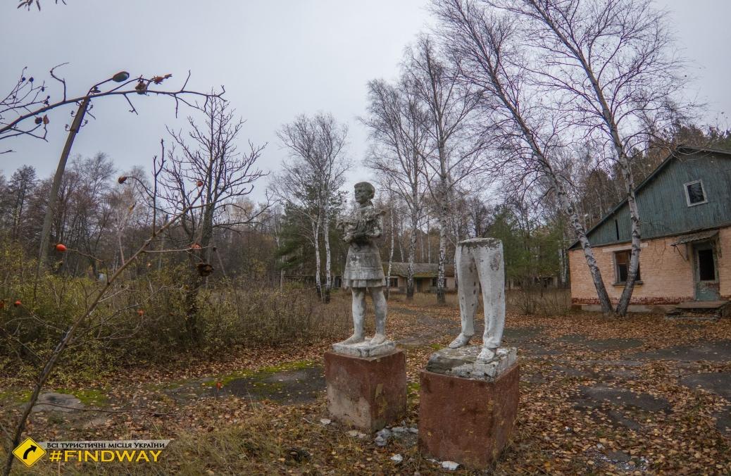 Покинутий піонерський табір «Сокіл», Тимченки