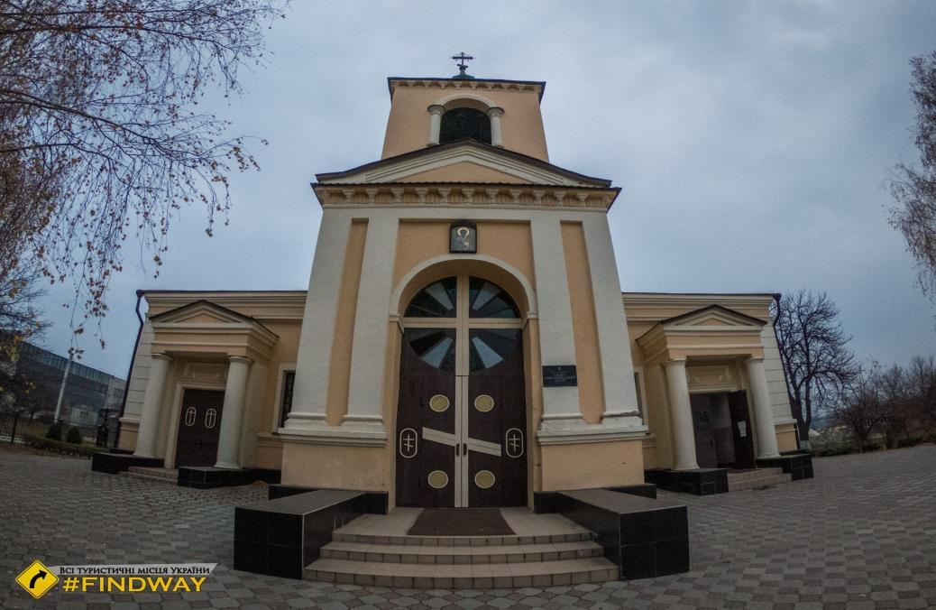 Nicholas Church (1820), Kharkiv