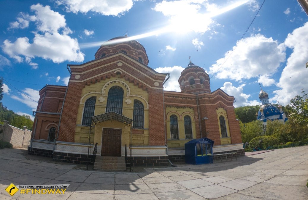 Борисо-Глібський жіночий монастир, Водяне