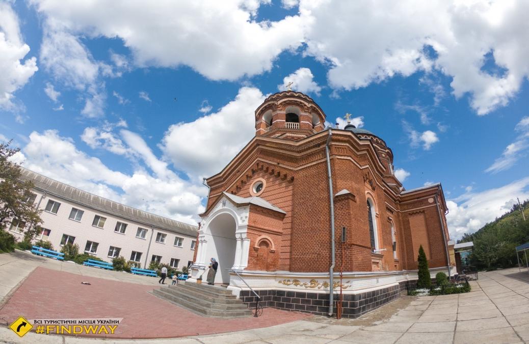 Борисоглебский женский монастырь, Водяное