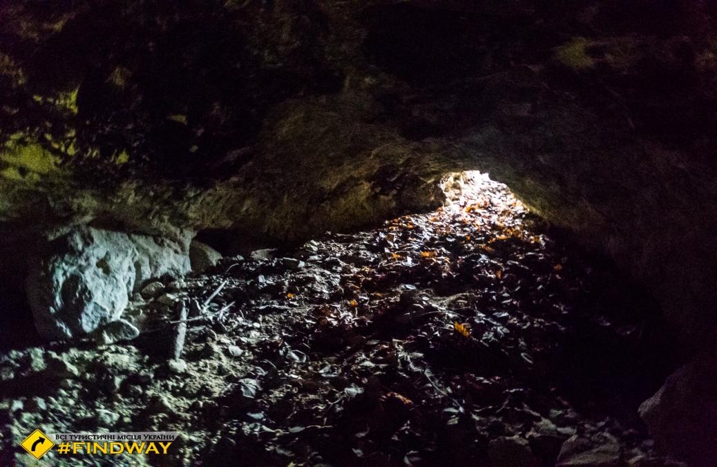 Пещера,  Семиозерья