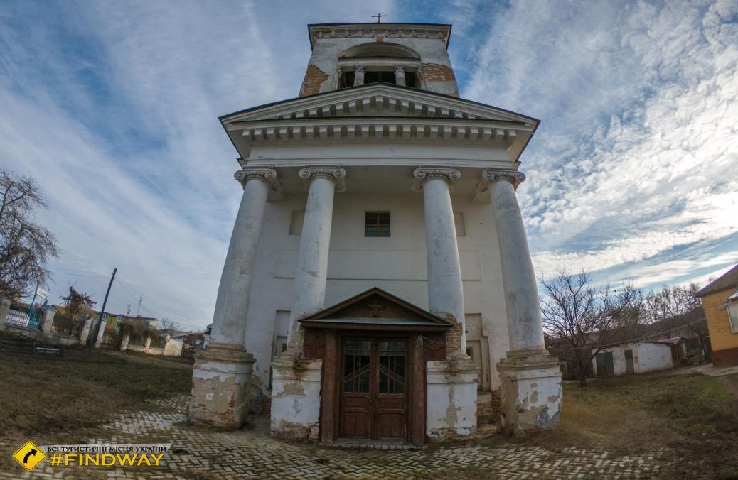 Троицкая церковь, Нежин