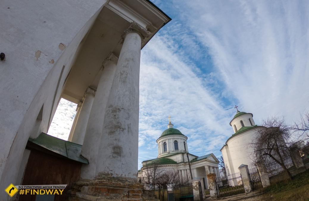 Всехсвятская церковь, Нежин