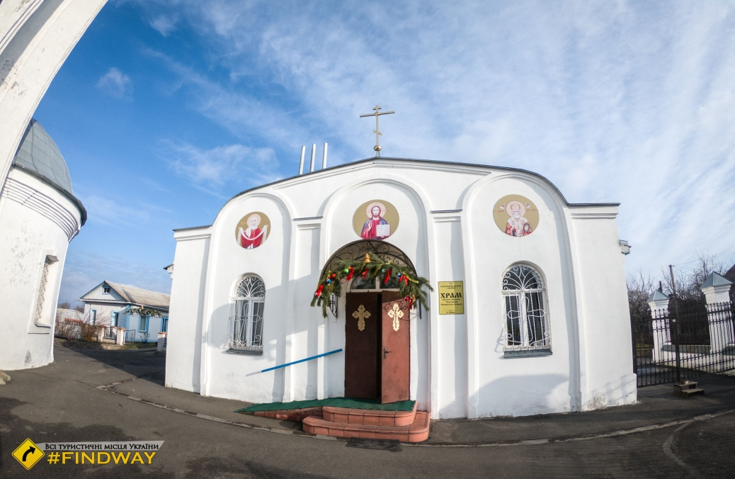 Покровская церковь, Нежин
