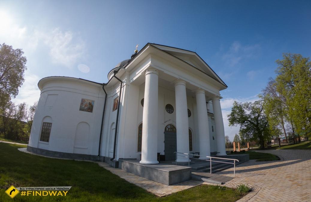 Church of the Resurrection (1799), Baturyn