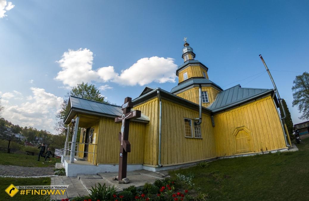 Nicholas Church (1720), Novgorod-Siversky