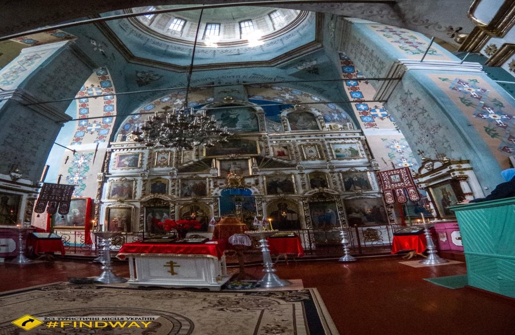 Успенский собор (1671г), Новгород-Северский