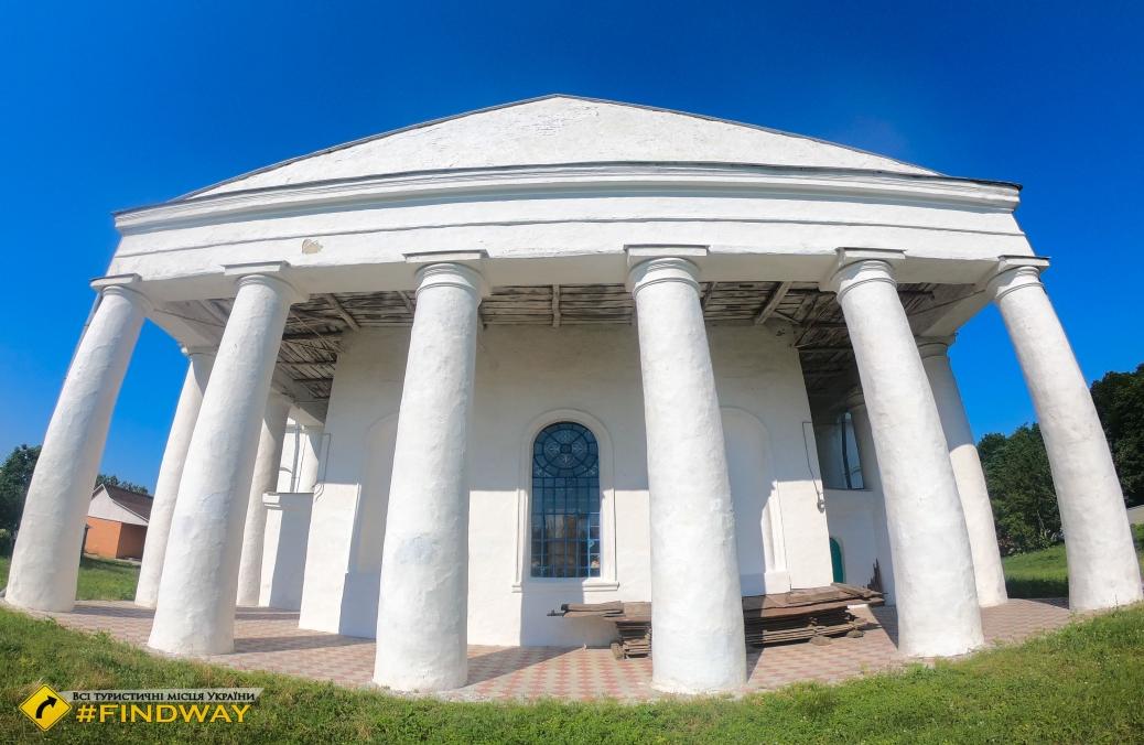 Свято-Троицкая церковь (1807г), Славгород