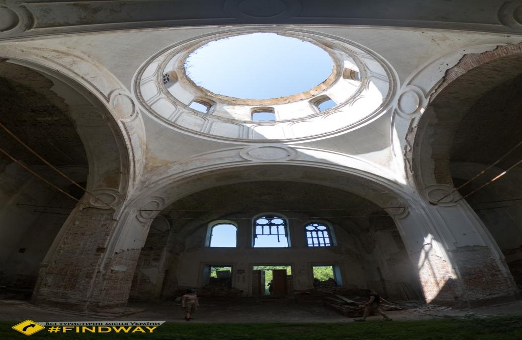Заброшенный Свято-Дмитриевский монастырь (1881), Рясное