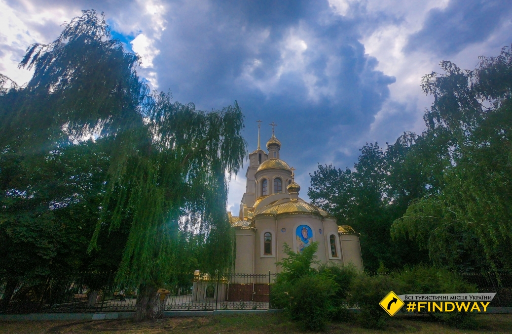 Church of the Holy Spirit, Slovyansk