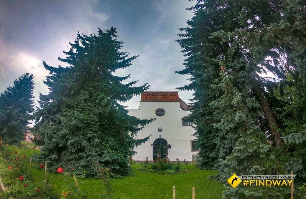 Dubensky castle, Dubno