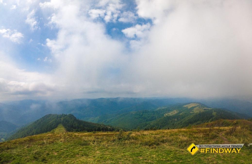 Гора Парашка, Сколе