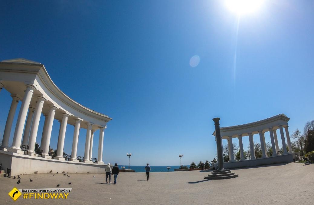 Приморский парк, Черноморск