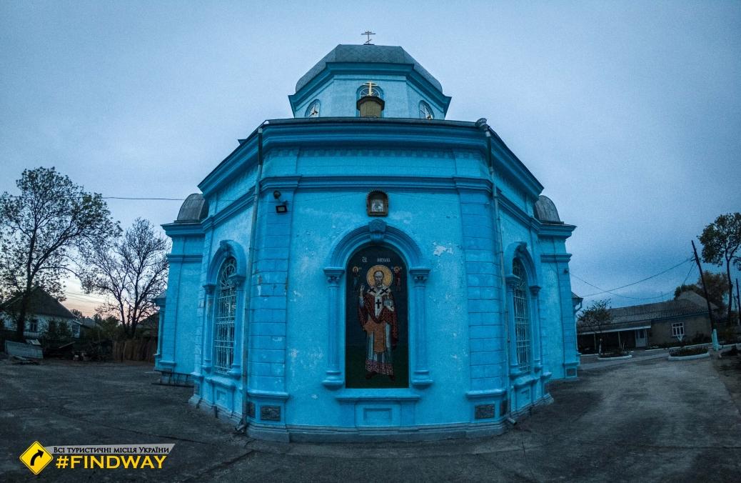 Старообрядческая церковь Николая Чудотворца, Вилково
