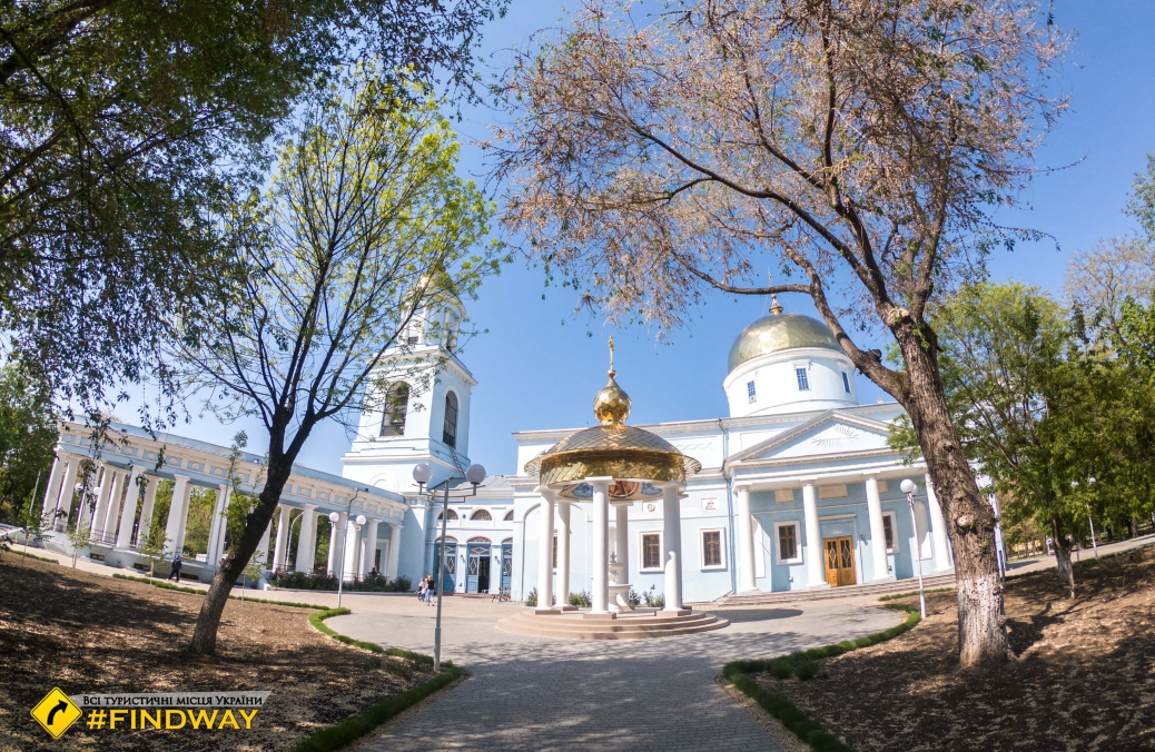 Holy Intercession Cathedral, Izmail