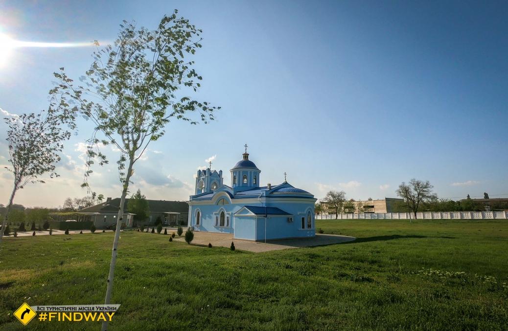 Свято-Успенська церква, Ізмаїл