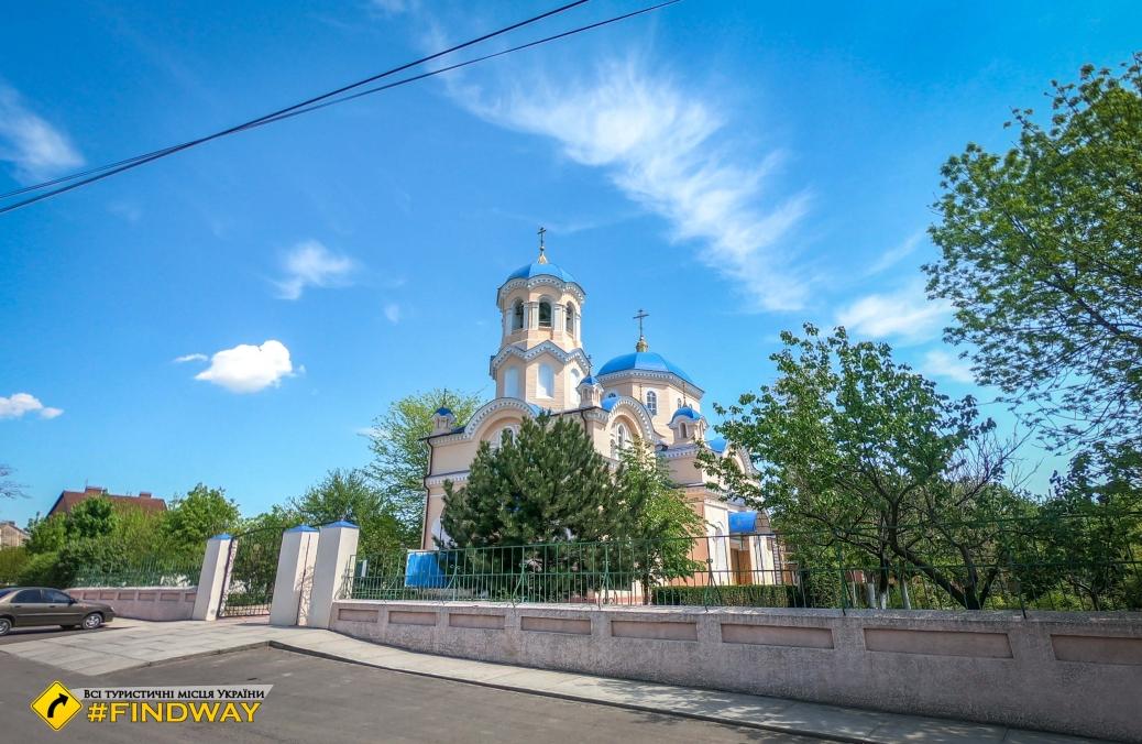 Единовирча церковь Рождества Богородицы, Измаил