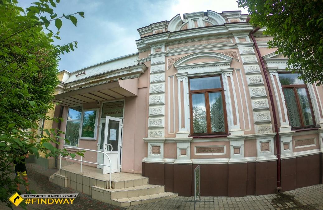 Izmail Suvorov Historical Museum