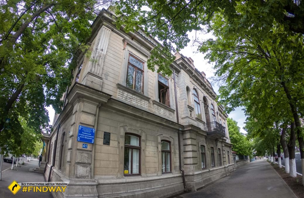History Museum of Danube Region, Izmail