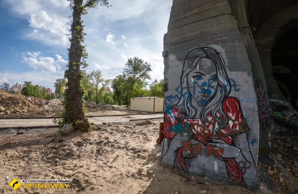 """Caisson """"Stalin tunnel"""", Kyiv"""