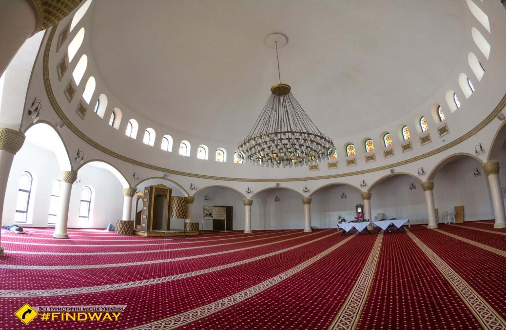 Mosque Ar-Rahma, Kyiv
