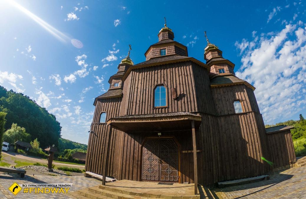 Деревянная церковь Петра Калнышевского, Буда