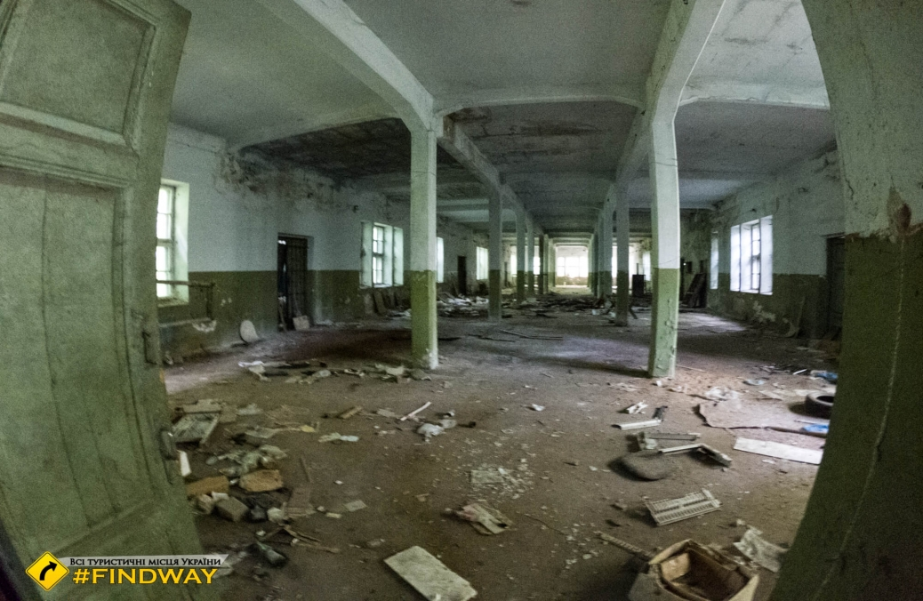 Abandoned military unit, Kharkiv