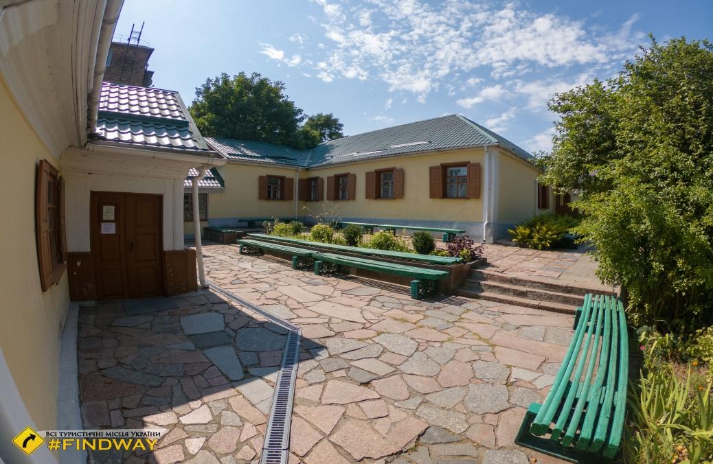 Літературно-меморіальний музей Лесі Українки, Новоград-Волинський