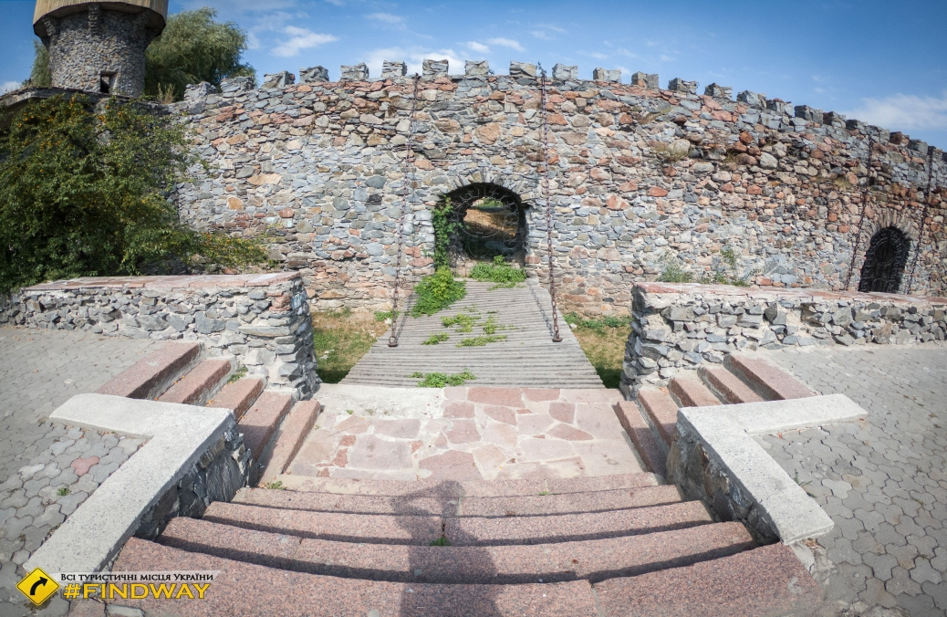 Remains of Zvyagel fortress, Novohrad-Volynsky