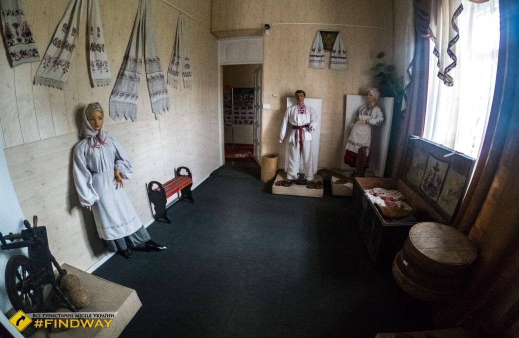 Історичний музей, Корець