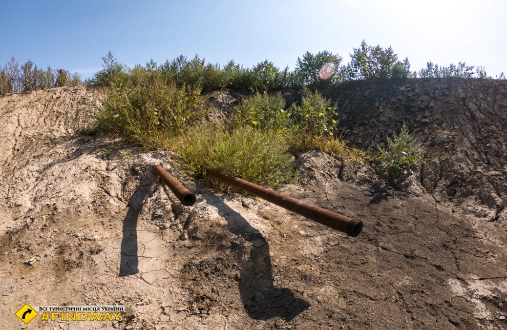 Место подземного ядерного взрыва «Факел», Крестище