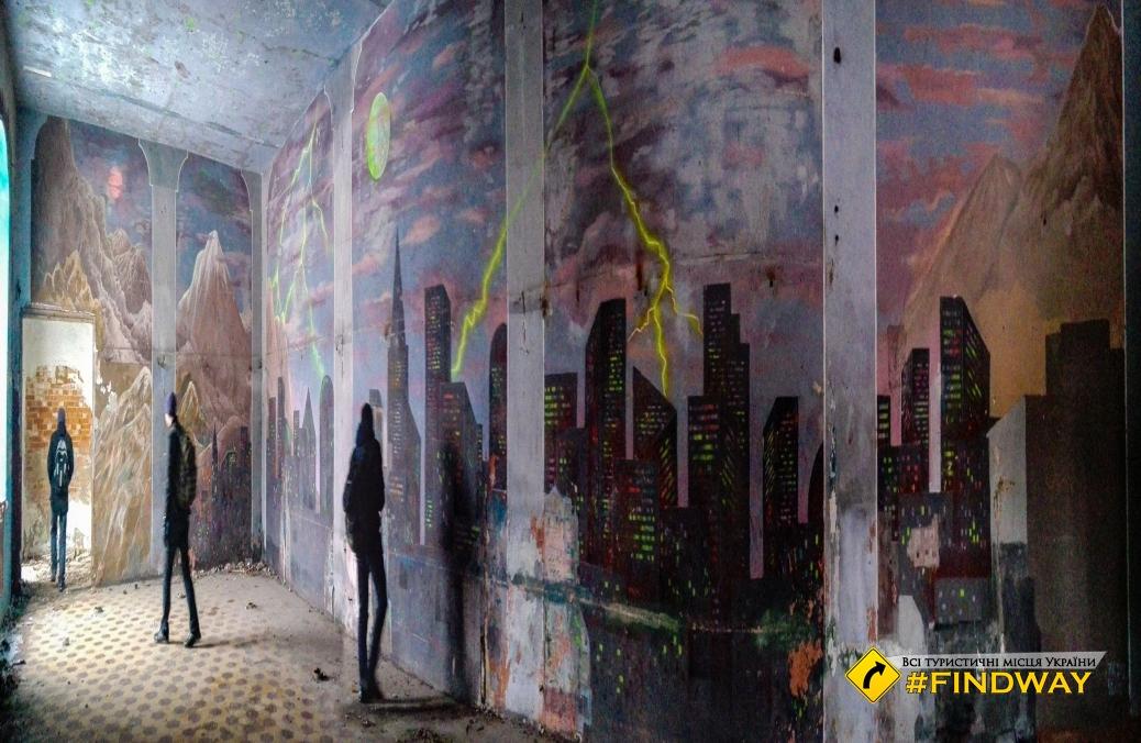 Заброшенный Кинотеатр «Мир», Бахмач