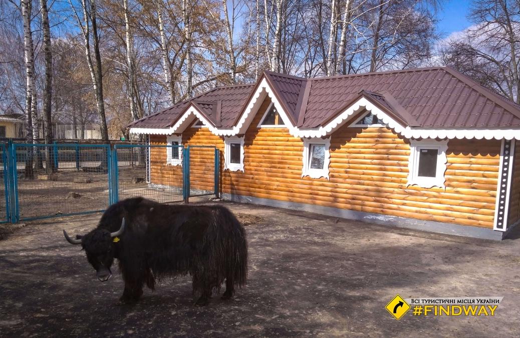 Mensky Zoo, Mena
