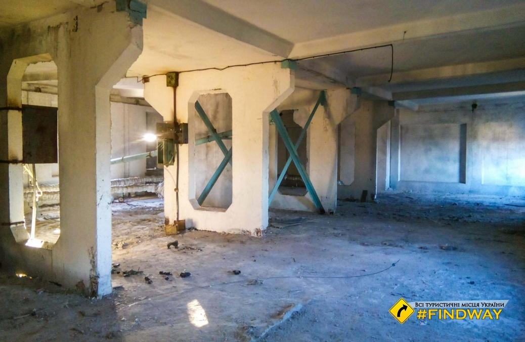 Sixteenfloors apartment Fujiyama, Pripyat