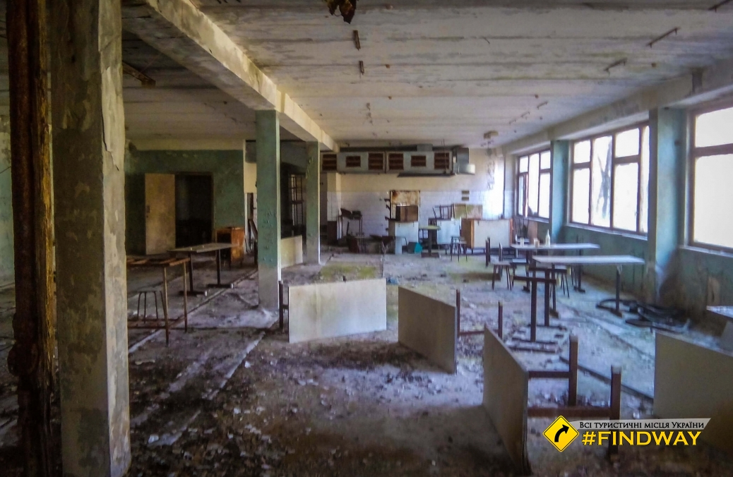 Середня Школа №5, Прип'ять