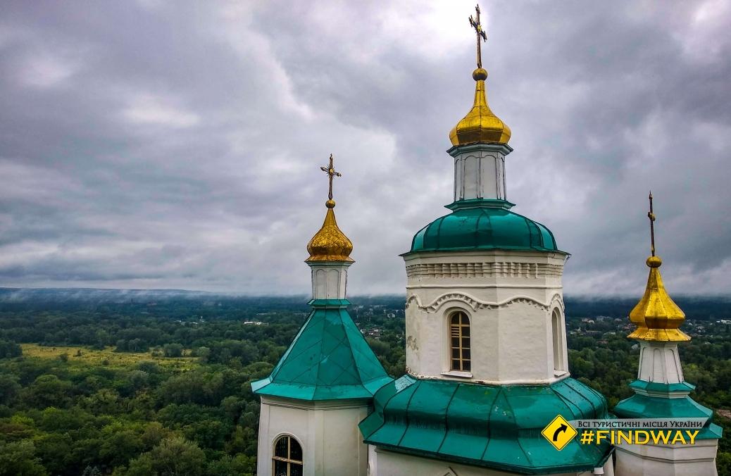Holy Dormition Svyatogorsk Lavra, Svyatogіrs'k