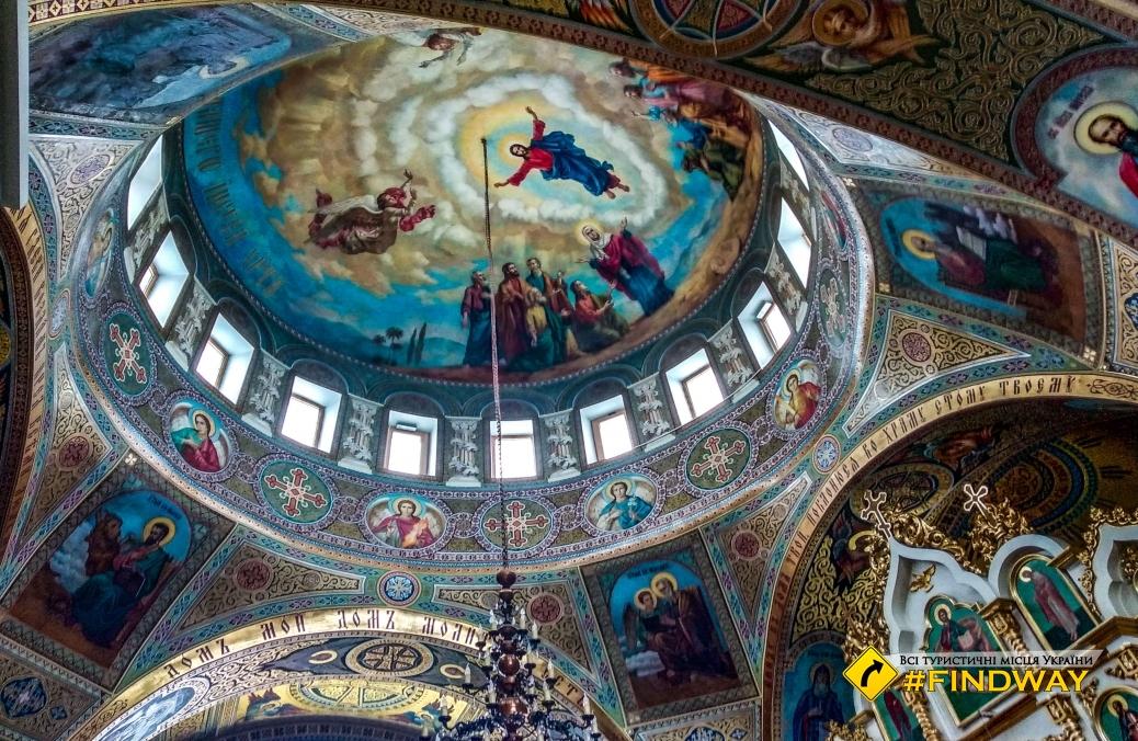 Вознесенская церковь, Нерубайское