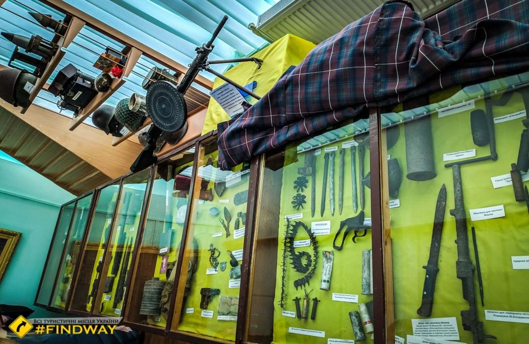 Краеведческий музей, Бабаи