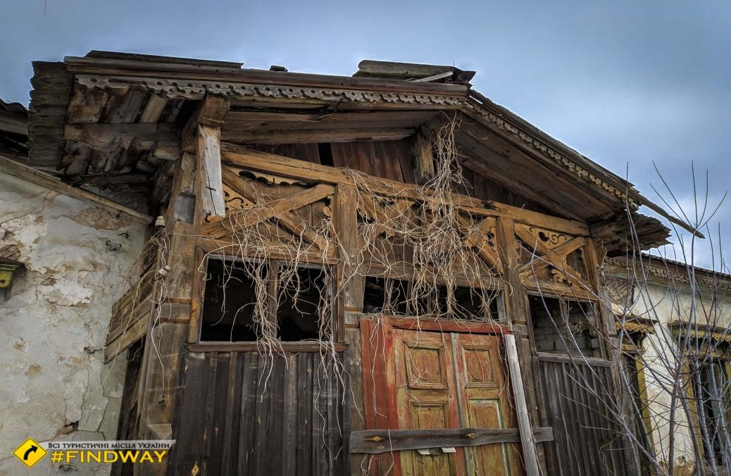 Заброшенная усадьба Щербининых, Бабаи