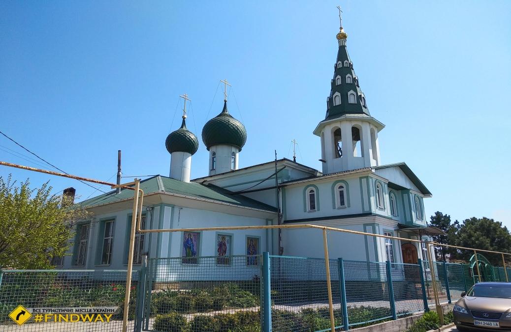 Church, Odesa