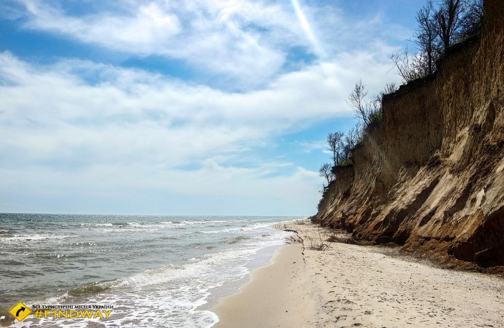 Sea camping, Lebedivka